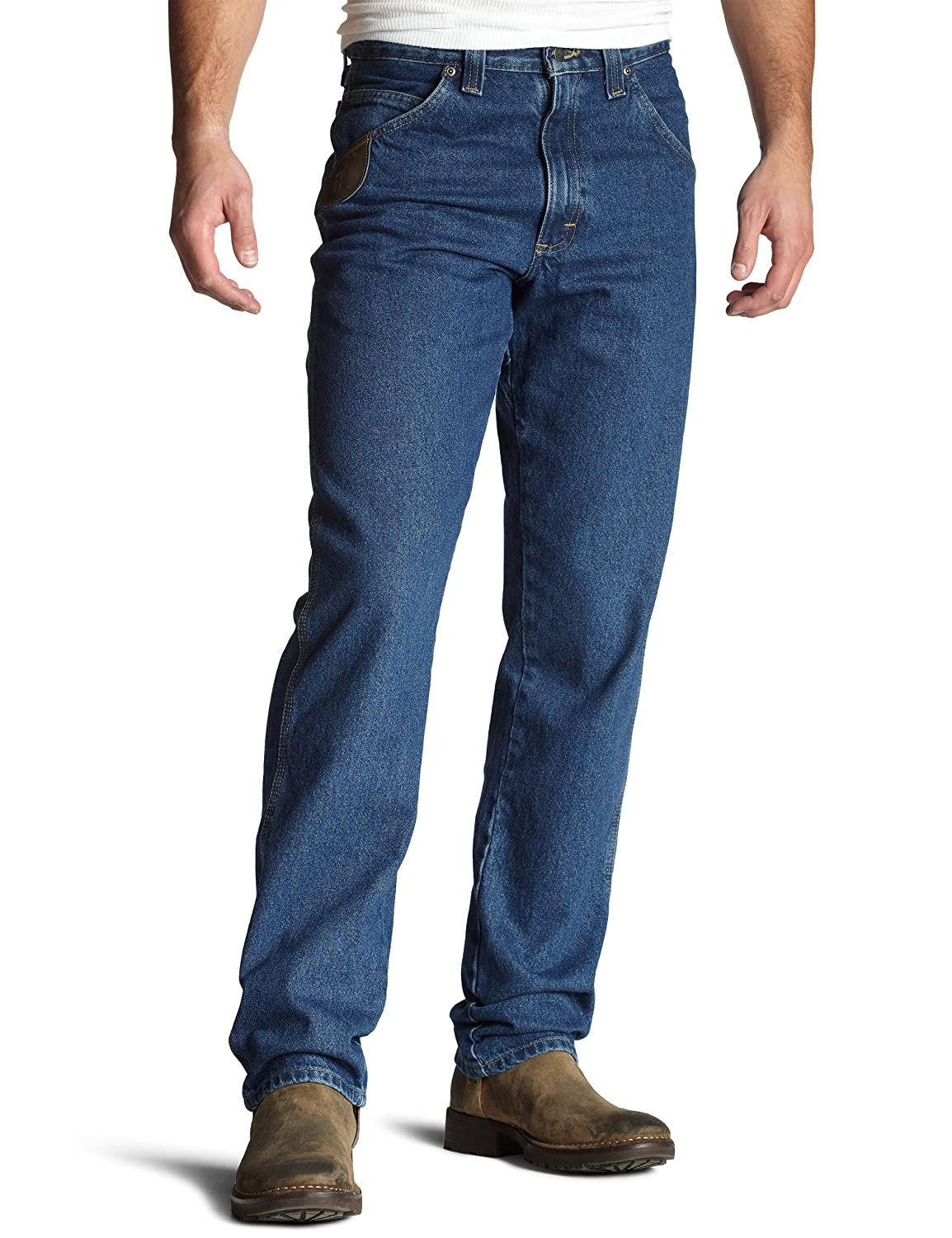 Wrangler RIGGS WORKWEAR Men's Relaxed-Fit Jean 3W050AI