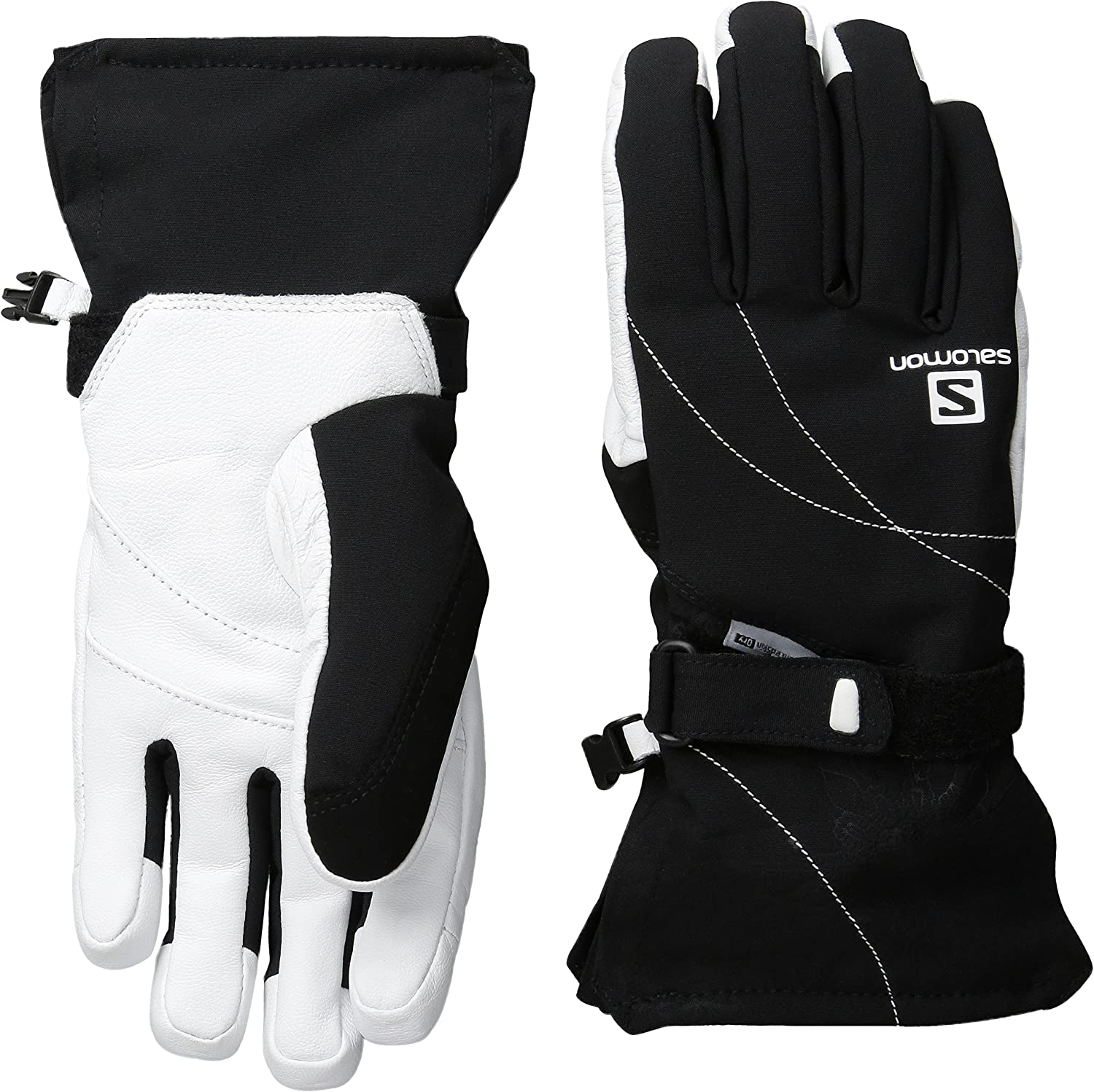 TALLA XL. Salomon Propeller Dry W Guantes, Mujer