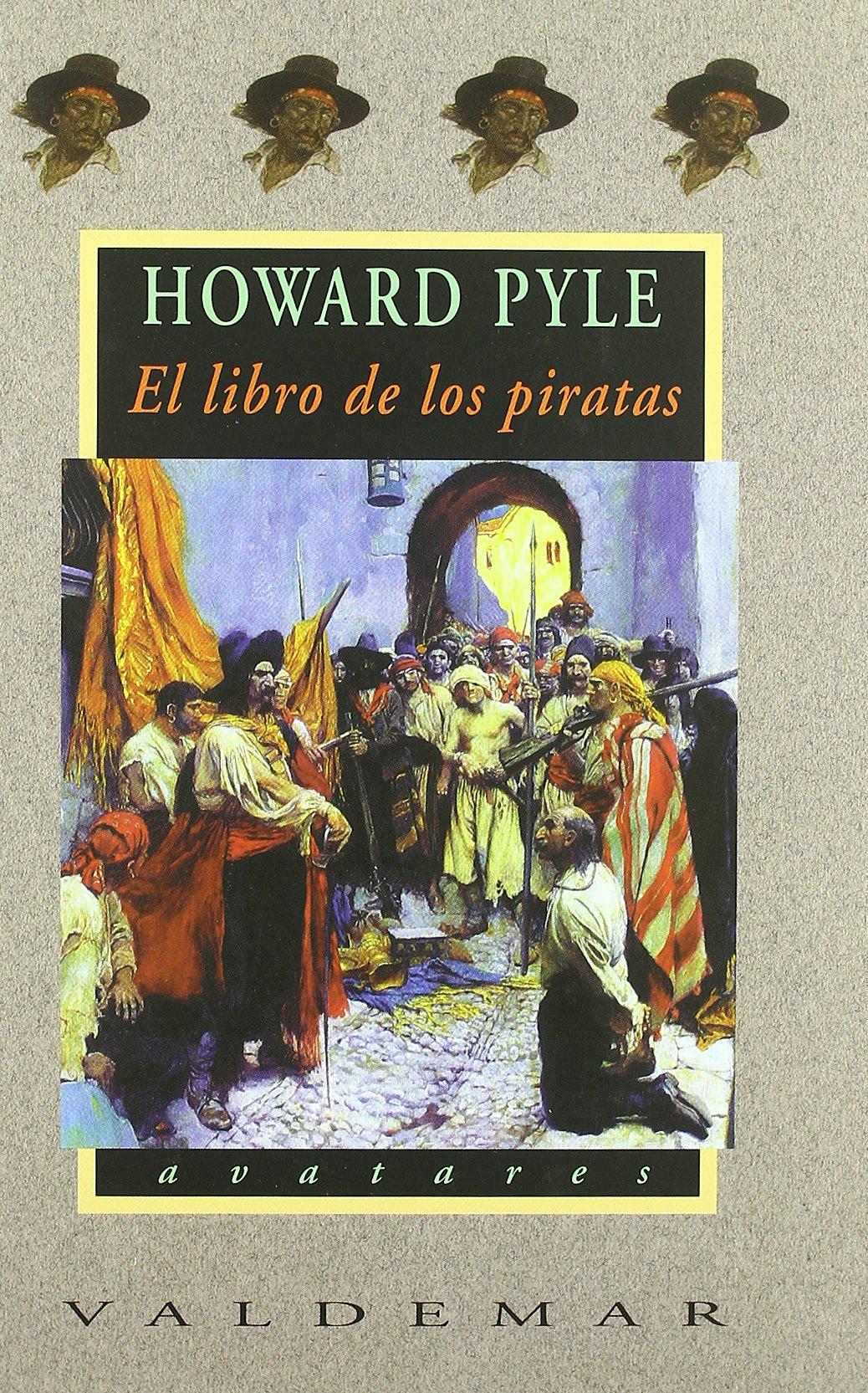 Resultado de imagen para el libro de los piratas howard pyle