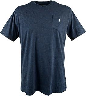 3d8975e8b2 Amazon.com  Polo Ralph Lauren Men s Pony Logo Crew Neck T-Shirt ...