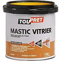 Toupret 470020 - Masilla para colocación/enmasillado de cristales