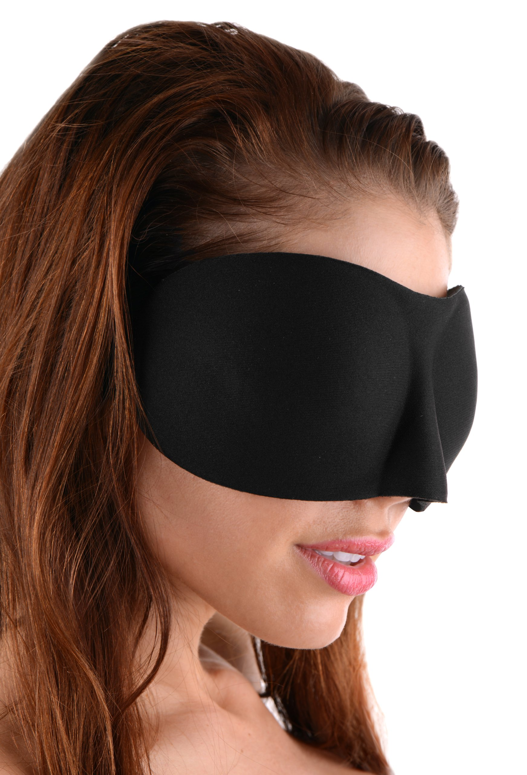 Frisky AD310 Deluxe Black Out Blindfold Sleep Mask