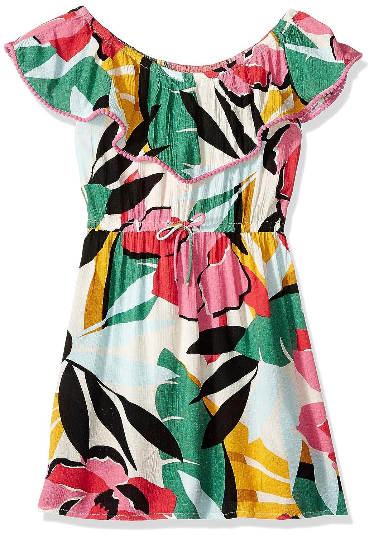 MultiCouleure Taille XS BILLABONG Big Palms Robe pour Fille