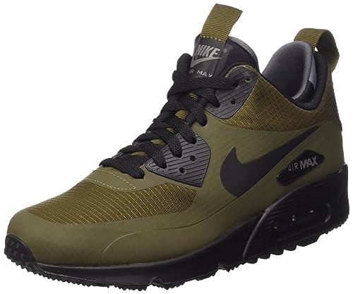 Nike Air MAX 90 Mid WNTR, Zapatillas de Running para Hombre