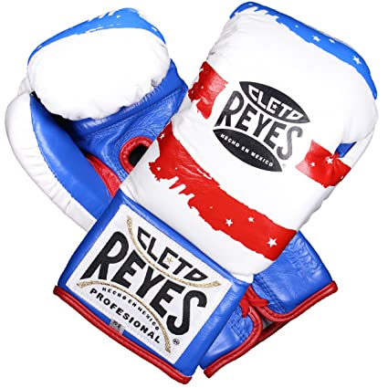 performance sportswear so cheap shoes for cheap Amazon.com : Cleto Reyes American Flag Official Boxing ...