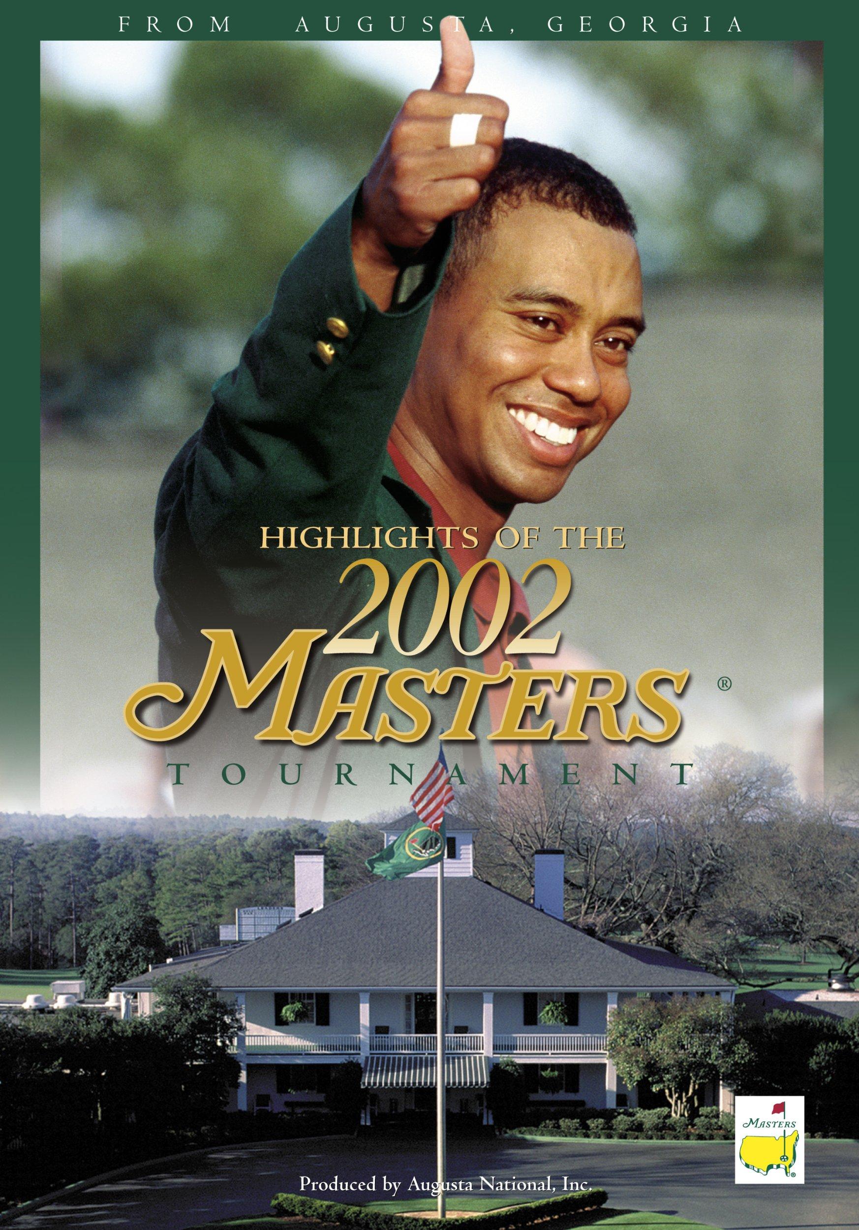 DVD : Masters 2002-tournament Highlights (DVD)