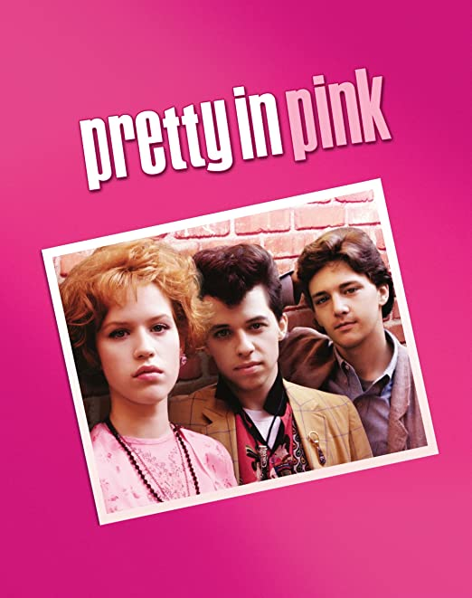 Amazon.com: Movie Poster Pretty in Pink Approx Size 11X8 INCHES ...