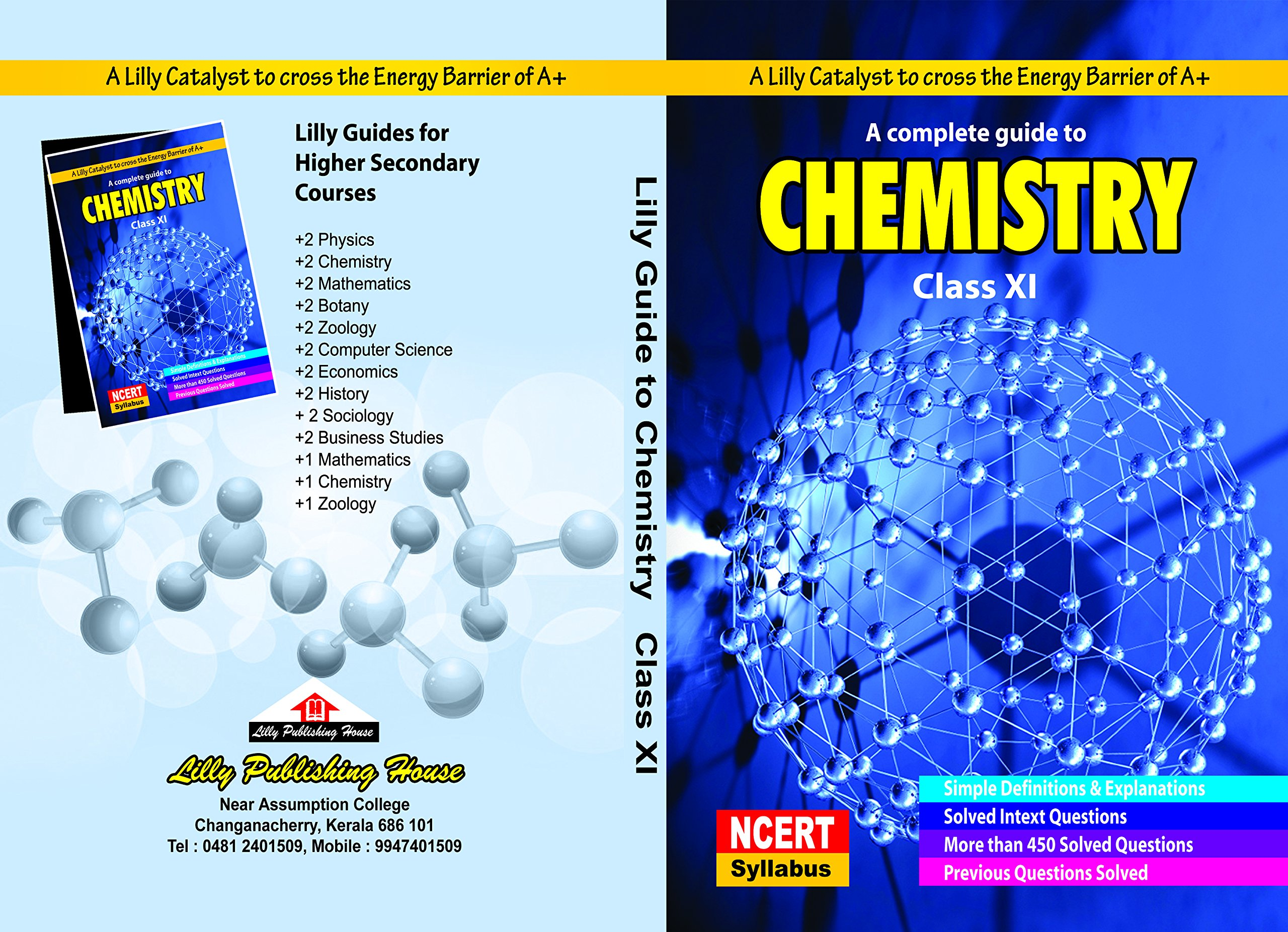 Buy Class XI CHEMISTRY GUIDE Book Online at Low Prices in India | Class XI  CHEMISTRY GUIDE Reviews & Ratings - Amazon.in