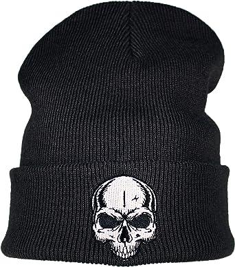 bonnet tête de mort 2