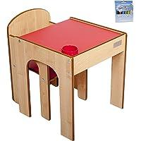 Little Helper FunStation - Mesa, silla y crayones