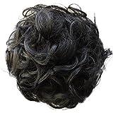PRETTYSHOP Updo Bun Ponytail Estensioni scrunchie parte dei capelli Color Variation