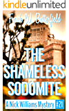 The Shameless Sodomite (A Nick Williams Mystery Book 21) (English Edition)