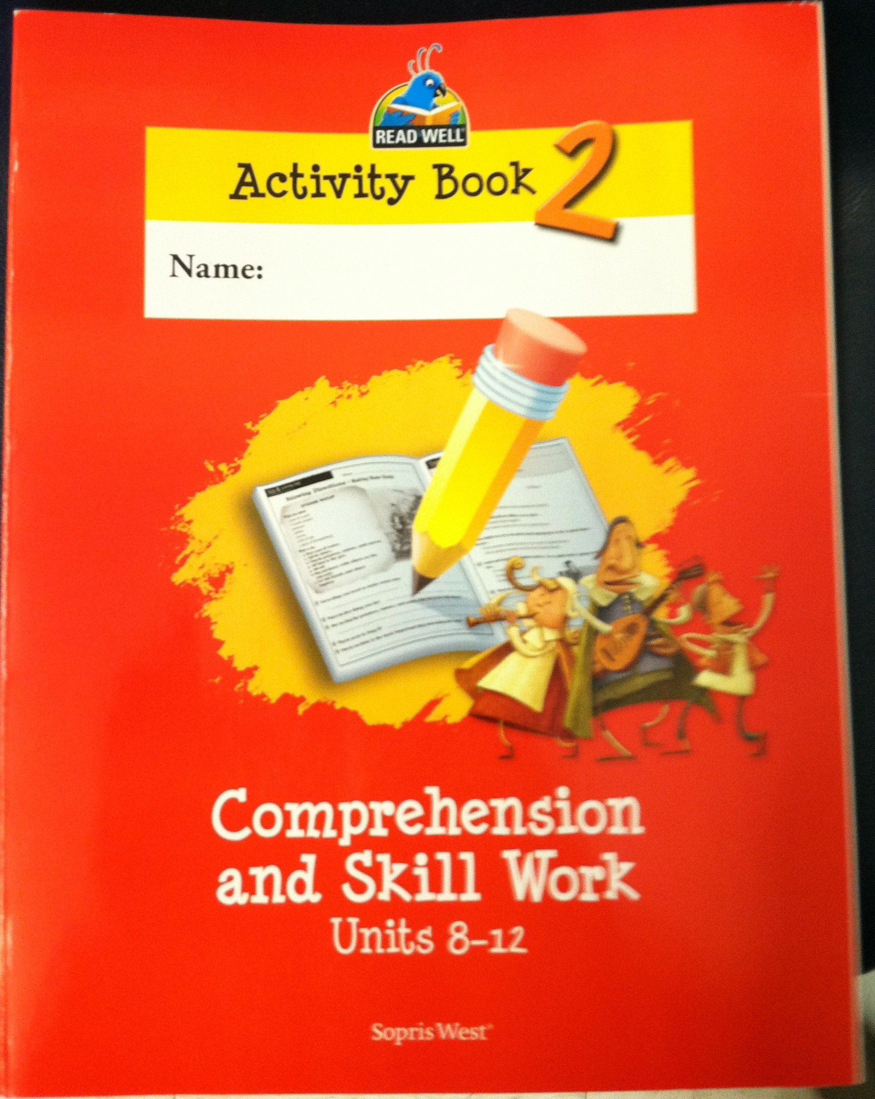 Download Read Well Activity Book 2, Comprehension & Skill Work, Units 8-12, Level 2 pdf epub