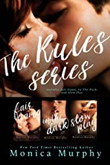 The Rules Boxed Set: Books 1-3 Kindle Edition