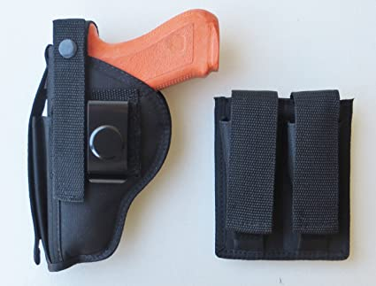 Combo Holster and Magazine Pouch for S&W SD9VE & SD40VE