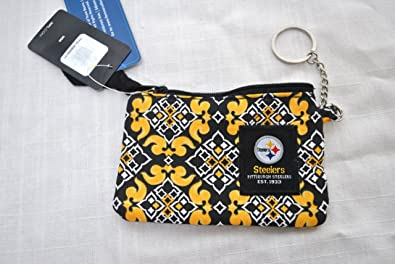 Amazon.com: Pittsburgh Steelers tela especial ID Caso Change ...