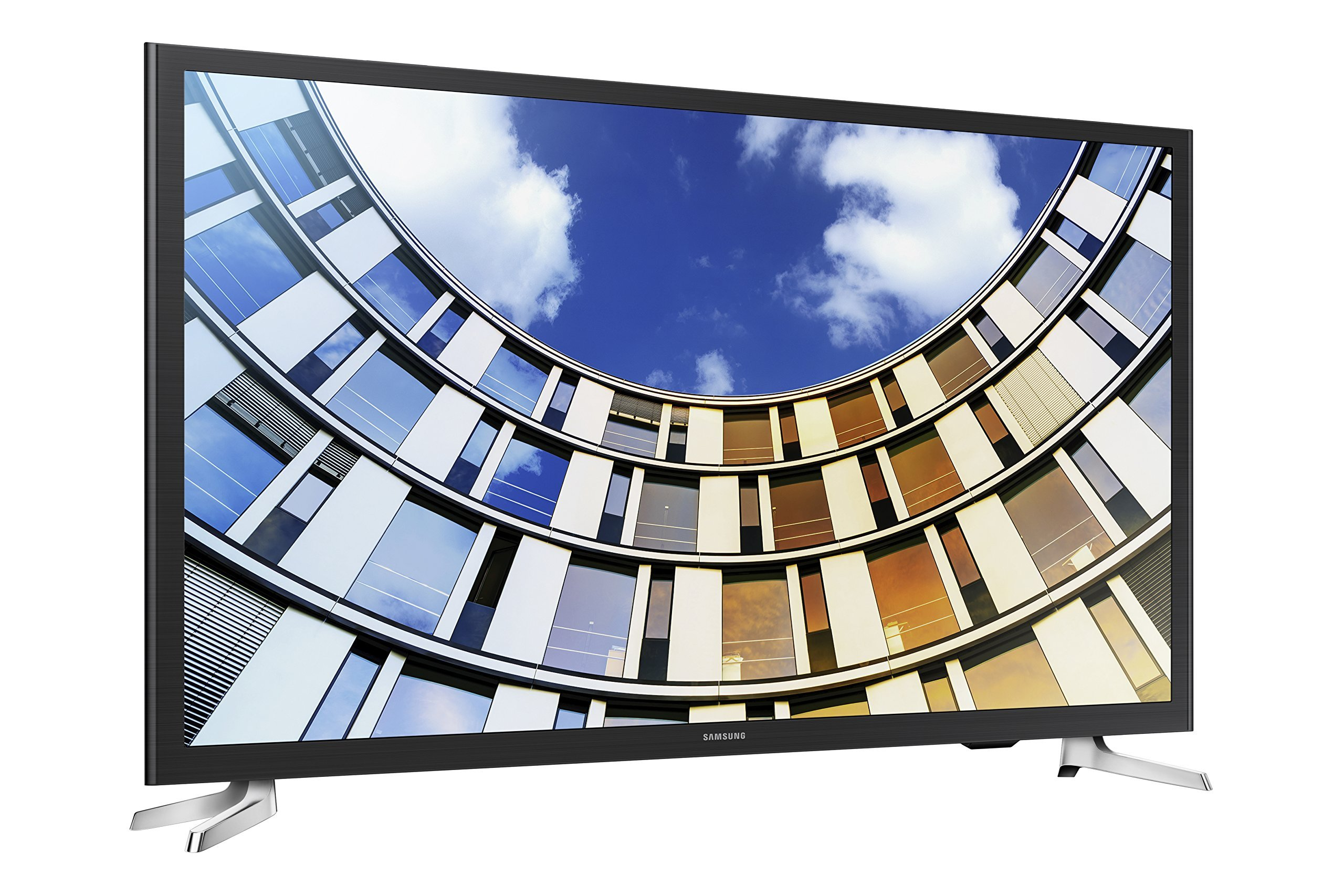 Samsung Electronics UN40M5300AFXZA Flat LED 1920 x 1080p 5 Series SmartTV 2017 (Certified Refurbished) 3