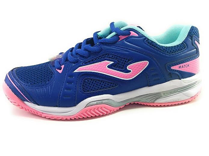 Joma T.Match Lady Zapatillas Padel Tenis Mujer: Amazon.es: Zapatos ...