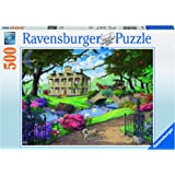 Ravensburger Visiting the Mansion Jigsaw Puzzle (500 Piece)