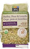 365 Everyday Value Organic Barley, Peas & Lentils, 8.8 oz