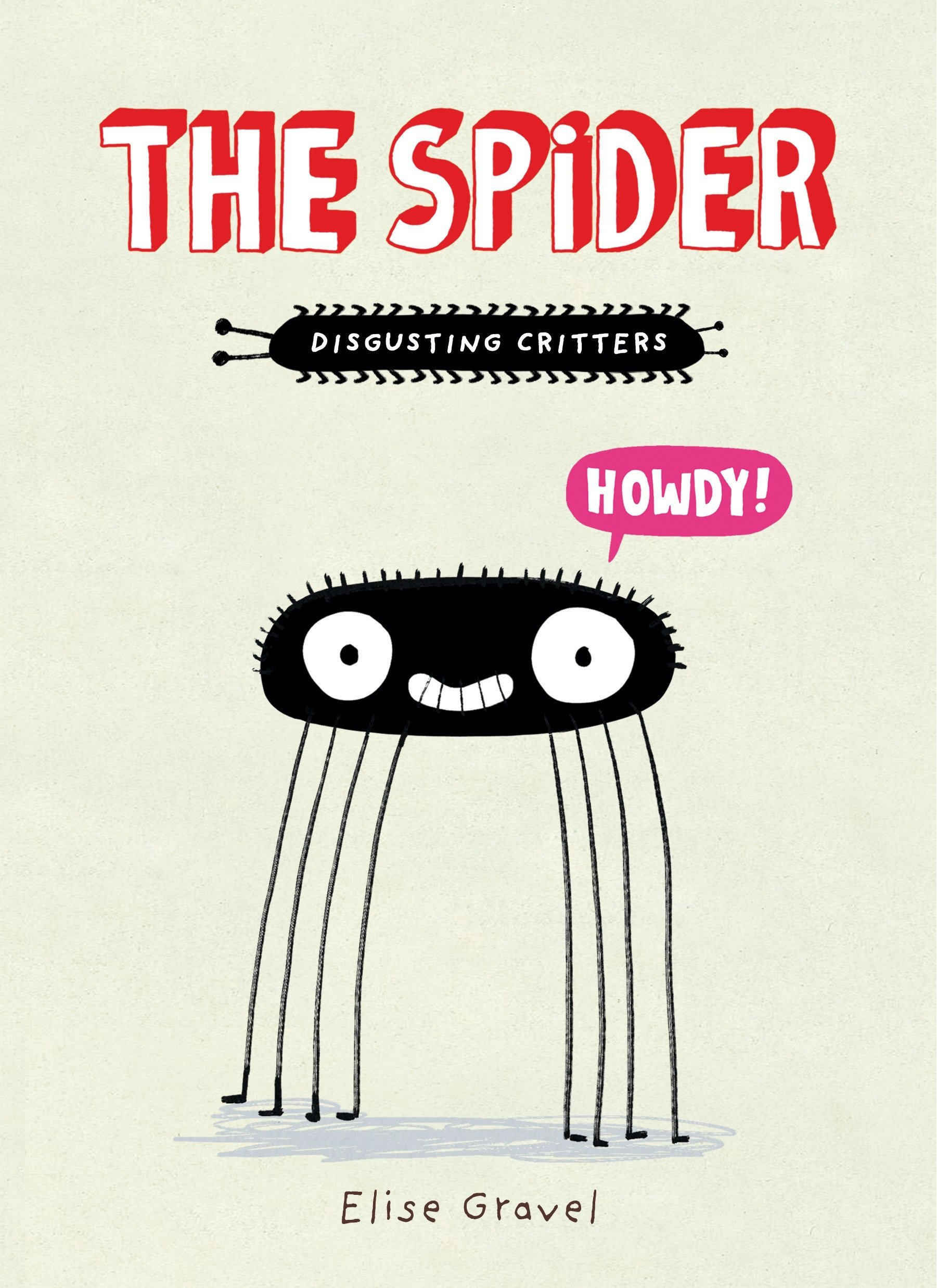 The Spider: The Disgusting Critters Series pdf epub
