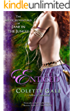Enticed: An Erotic Sacrifice (The Erotic Adventures of Jane in the Jungle Part 4)
