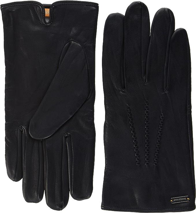 BOSS Orange Mens Gans3 Gloves