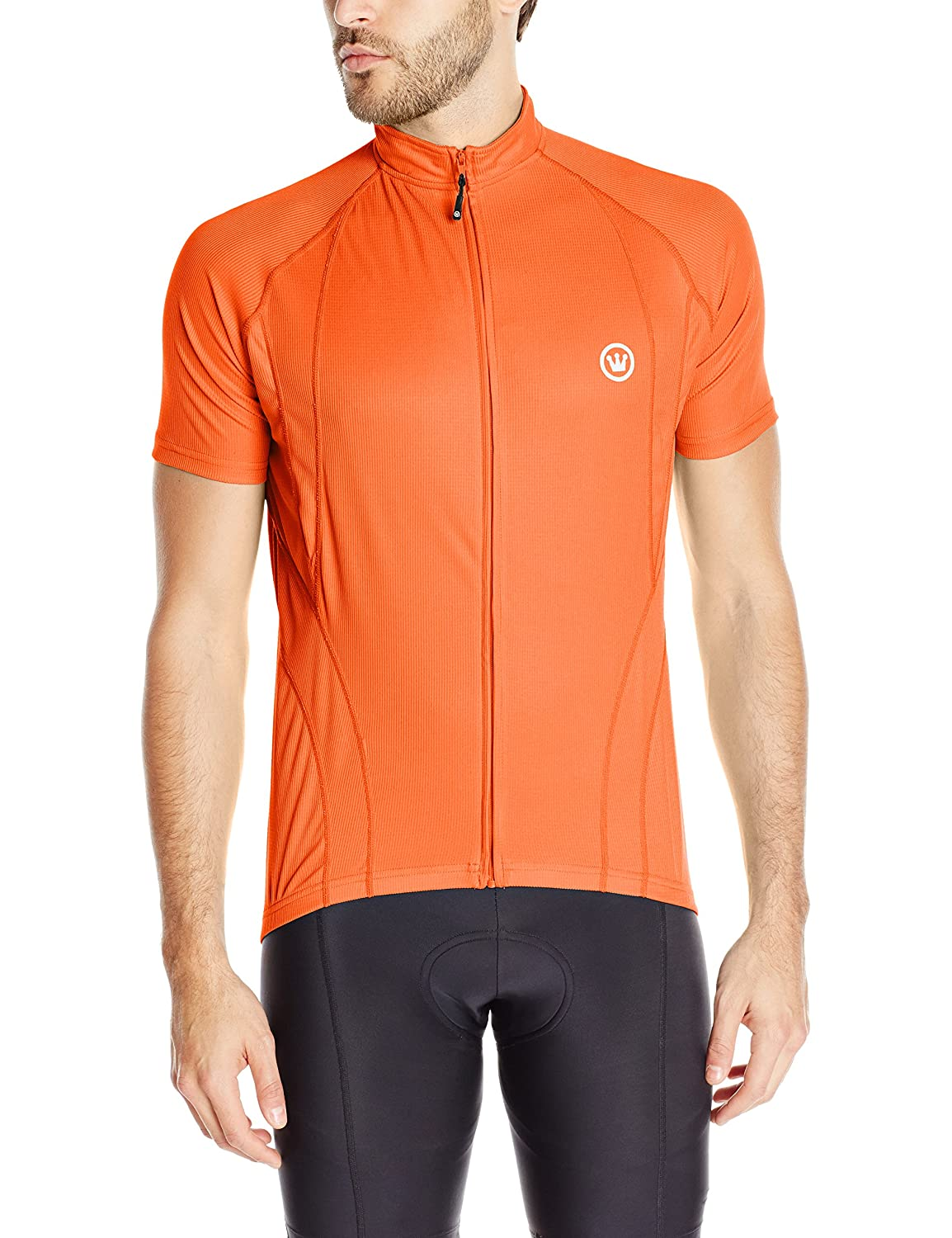 Orange solaire XXL Canari Optic Nova Maillot