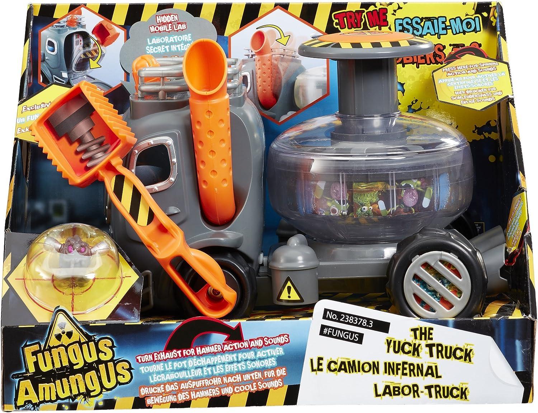Vivid Imaginations Fungus Amungus Yuck camión de juguete (Multicolor) , color/modelo surtido: Amazon.es: Juguetes y juegos