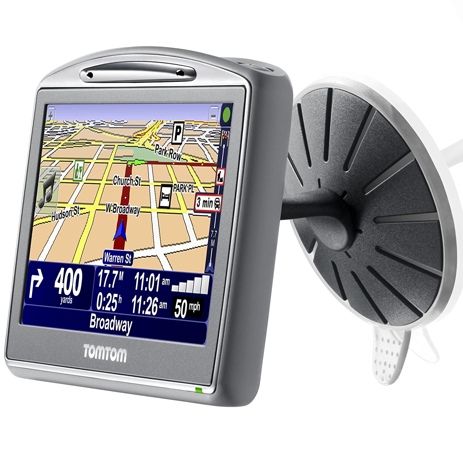 Amazoncom TomTom GO  Portable GPS Vehicle Navigator - Tomtom gps usa map download free