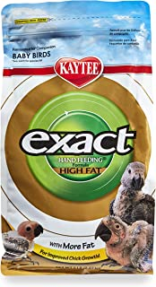 product image for Kaytee Exact Handfeeding High Fat 5LB
