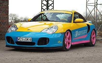 2002 Ok Chiptuning Manta Porsche 996 Turbo 8X10 Photo