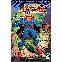 Superman - Action Comics The Oz Effect
