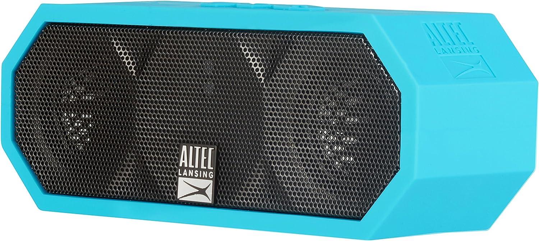 Altec Lansing Rugged Wireless Waterproof Bluetooth Speaker The Jacket H20 3