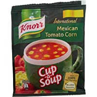 Knorr International Mexican Soup - Tomato Corn, 13g Pack