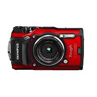 Olympus TG-5 Camera - Red