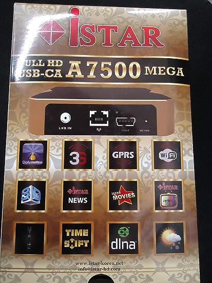 iSTAR A9000 PLUS WITH 12 MONTHS ARABIC KURDISH TURKISH PERSIAN TV SERVICE IPTV