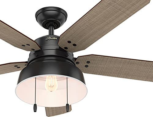 Hunter Fan 52 inch Rustic Ceiling Fan