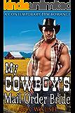 My Cowboy's Mail Order Bride