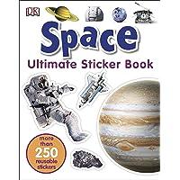 Space: Ultimate Sticker Book