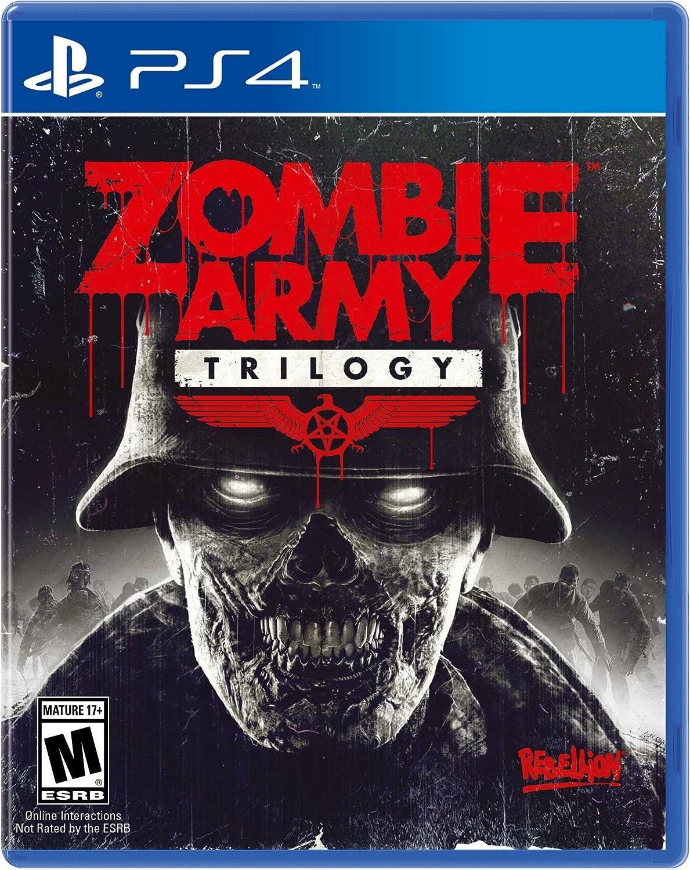 Amazoncom Zombie Army Trilogy Xbox One Video Games