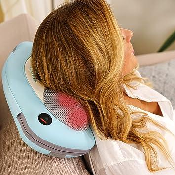 Amazon.com: Shiatsu masajeador almohada: Health & Personal Care