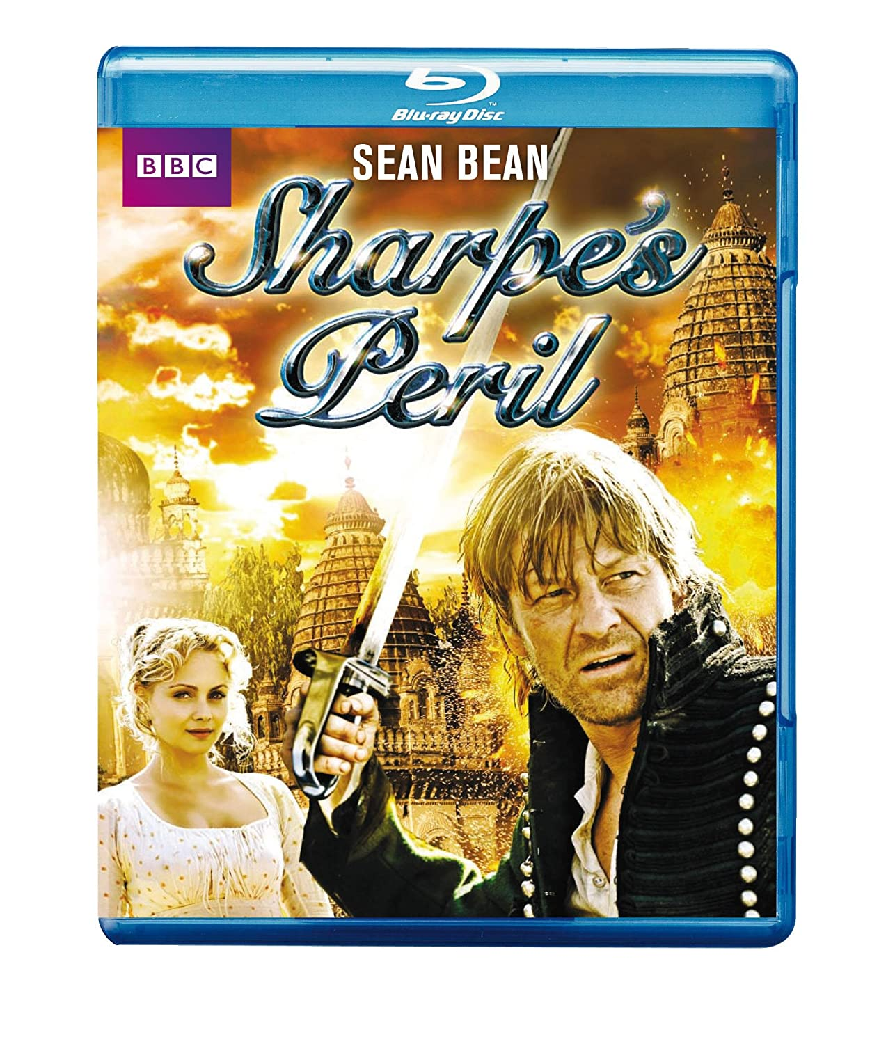 Sharpe's Peril [Blu-ray] Various Sharpe' s Peril [Blu-ray] BBC Home Entertainment 8931772