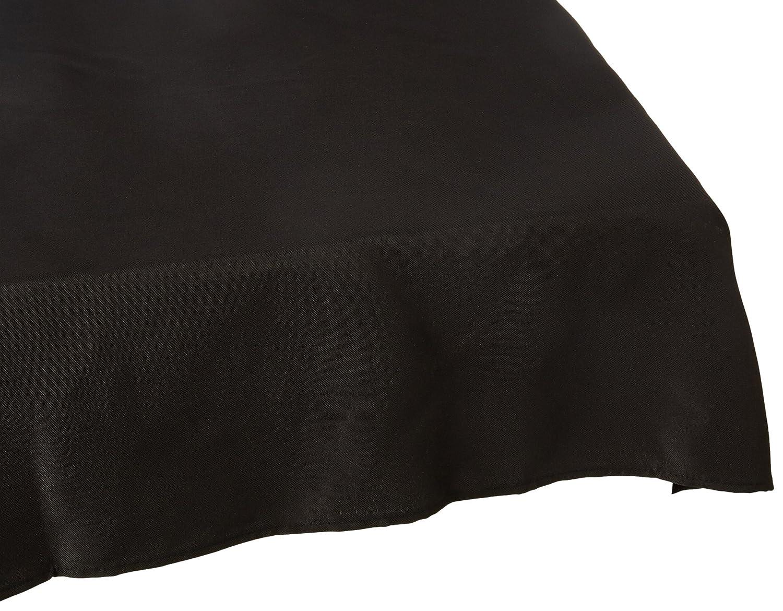 Design Black Tablecloth amazon com linentablecloth 60 x 126 inch rectangular polyester tablecloth black home kitchen