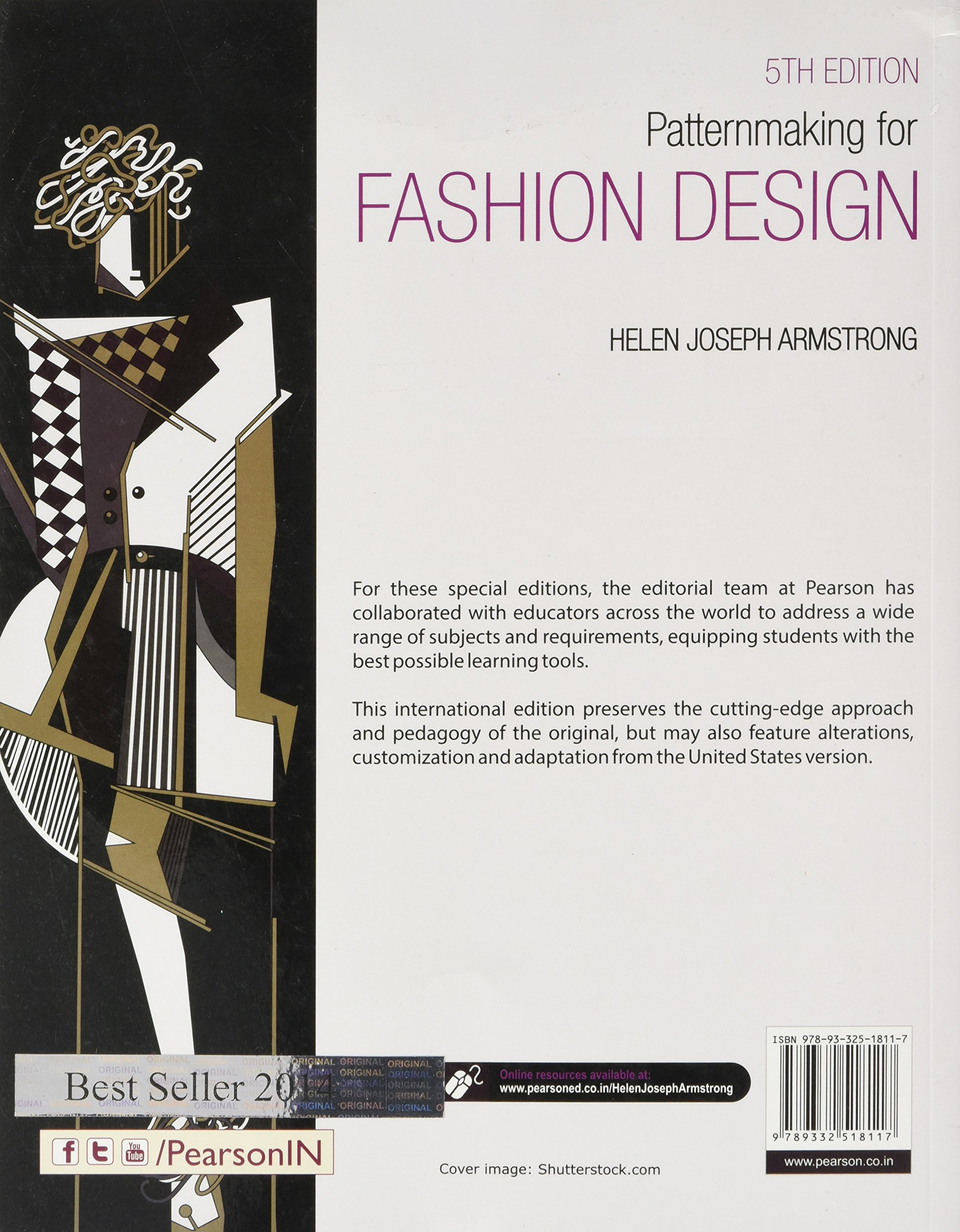 Fashion Design Books For Fashion Students The Best Design Books Buy Patternmaking For Fashion Design, 5e Book Online At Low Prices In India  | Patternmaking For Fashion Design, 5e Reviews U0026 Ratings - Amazon.in