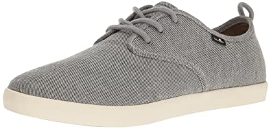 Sanuk Men's Guide TX Shoe, Grey/White, ...