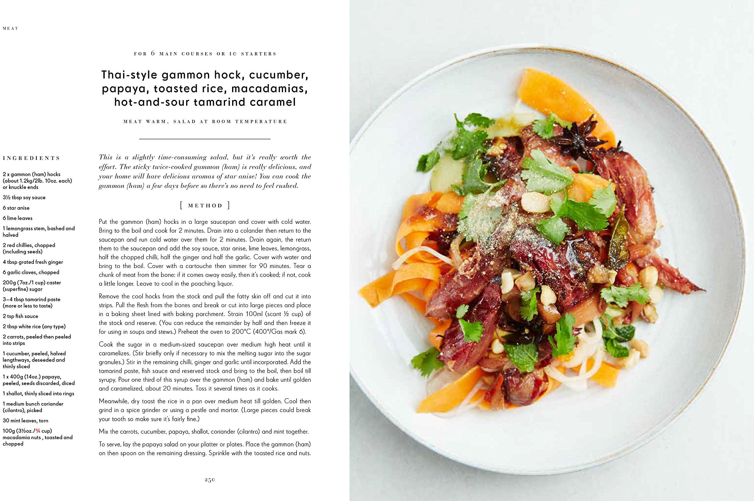 Savour: Salads for all Seasons: Peter Gordon: 9781910254493: Amazon ...