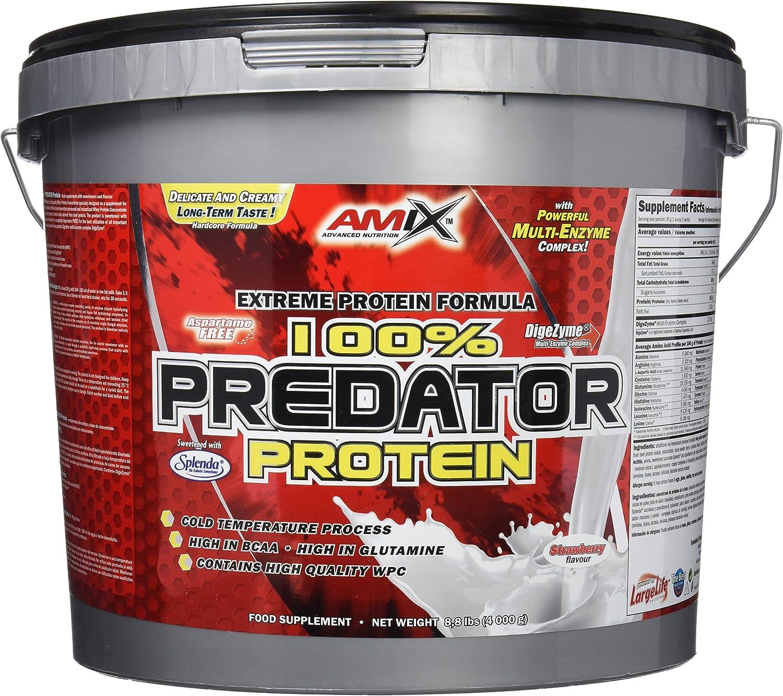 Amix Predator Protein 4 Kg Fresa 4 4000 g