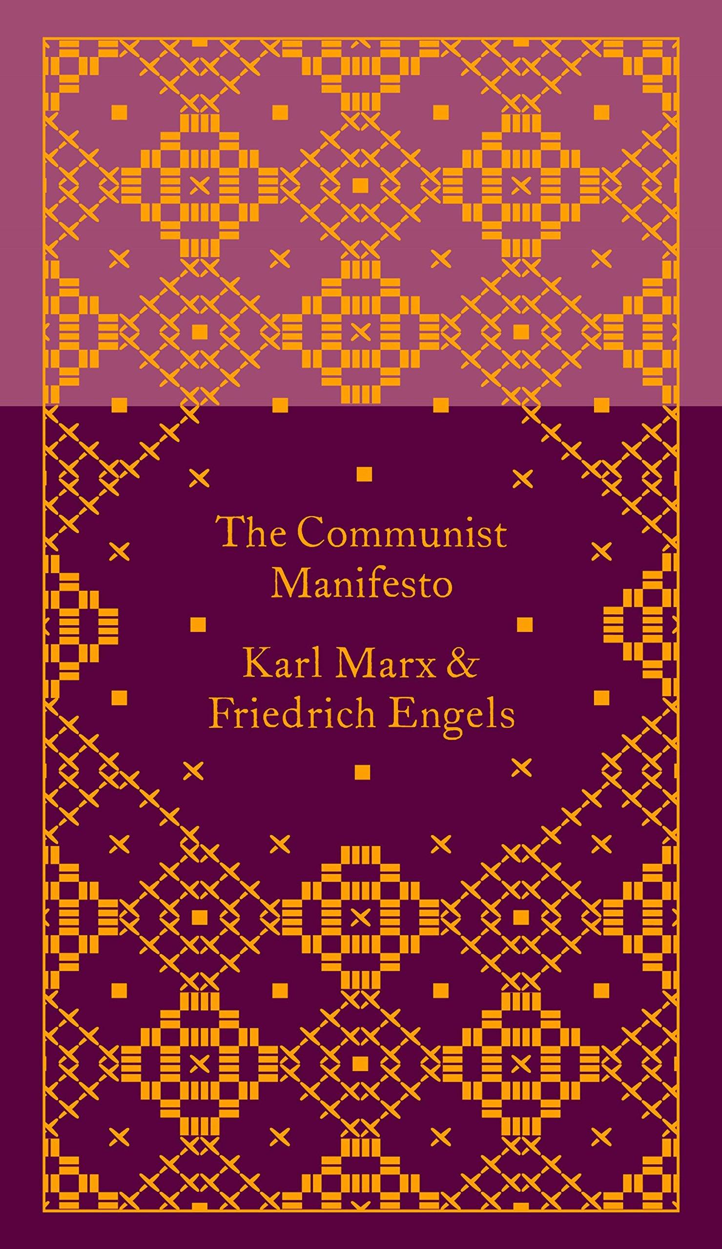 Download The Communist Manifesto (A Penguin Classics Hardcover) pdf epub