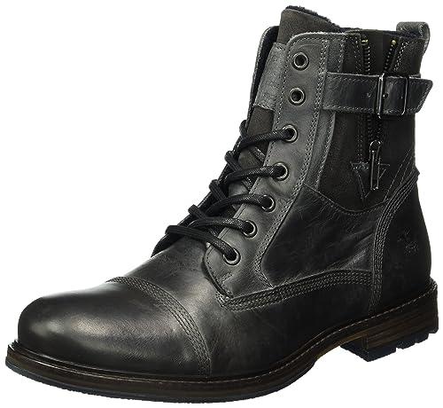 c3309ef82288 Mustang Men s s 4890-503 Ankle Boots Grey (Dunkelgrau) 10.5 UK ...